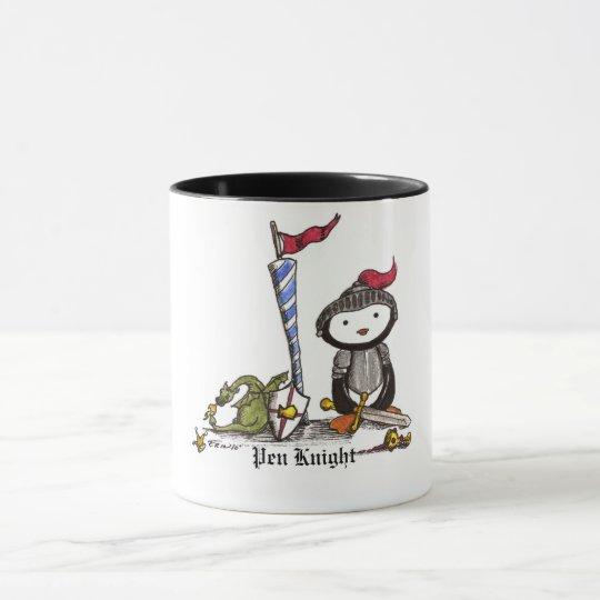Pen Knight Mug