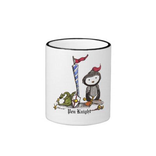 Pen Knight Ringer Coffee Mug