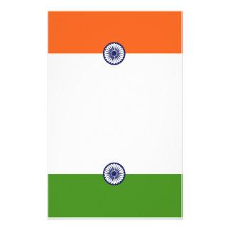 Pen Pal Stationery (India's Flag)