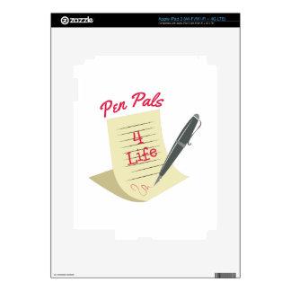 Pen Pals iPad 3 Skin