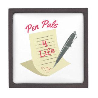 Pen Pals Premium Trinket Boxes