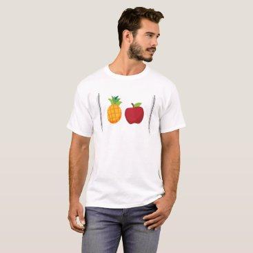 oddzuki Pen Pinapple Apple Pen T-Shirt