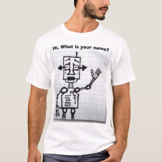 Pen Robot T-Shirt