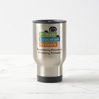 PEN Stainless Steel Travel Mug