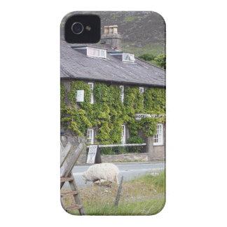 Pen-Y-Gwryd Hotel, Wales, United Kingdom iPhone 4 Case-Mate Case