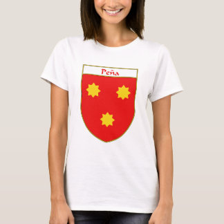 Pena Coat of Arms/Family Crest T-Shirt