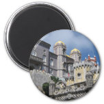 Pena National Palace 2 Inch Round Magnet