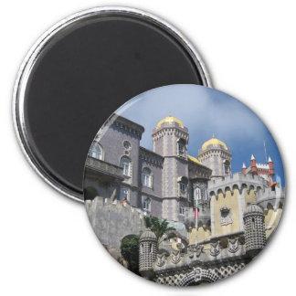 Pena National Palace Fridge Magnet