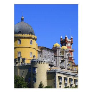Pena Palace Postcard