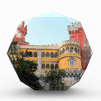 Pena Palace, Sintra, near Lisbon, Portugal, Europe Award