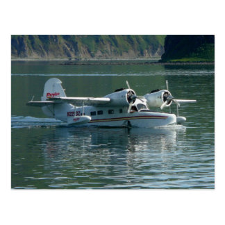 Penair Goose Landing, Dutch Harbor, AK Postcard