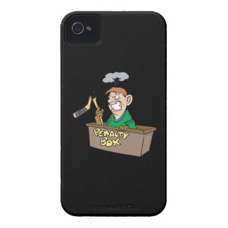 Penalty Box iPhone 4 Cover