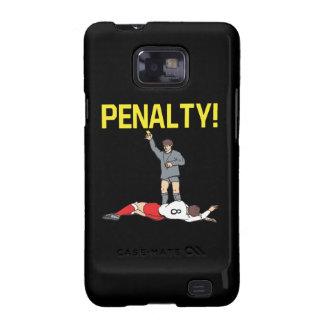 Penalty Samsung Galaxy S2 Case