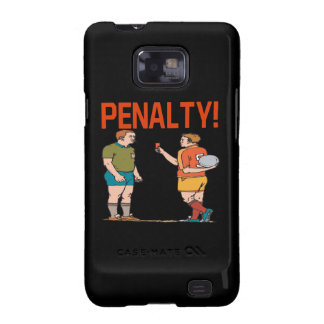 Penalty Galaxy S2 Cases