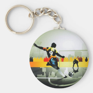 Penalty Shot - Key Chain