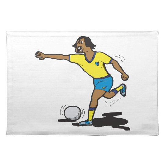 Penalty Shot Placemat