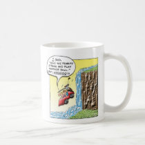 Penalty Stroke Coffee Mug