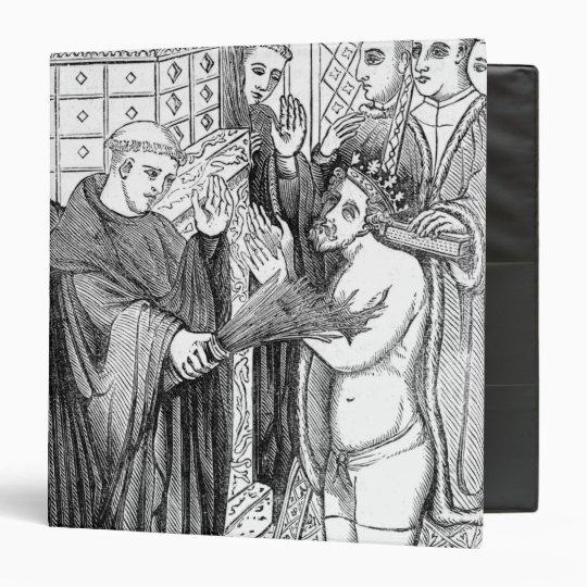 Penance of Henry II 3 Ring Binder