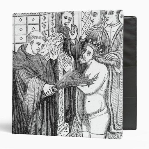 Penance of Henry II Binders