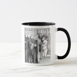 Penance of Henry II Mug