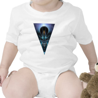 Penapia Fractal Art ISO Baby Creeper