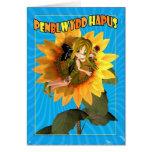Penblwydd Hapus - tarjeta del feliz cumpleaños