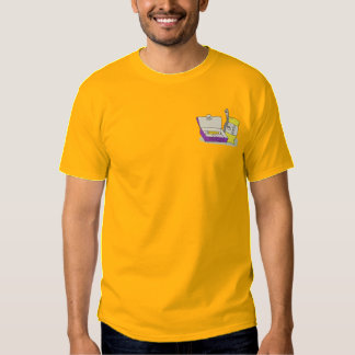 Pencil Box and Bag Embroidered T-Shirt