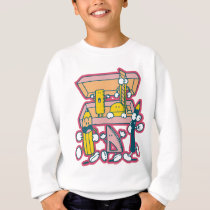 Pencil Box Kid Sweatshirt