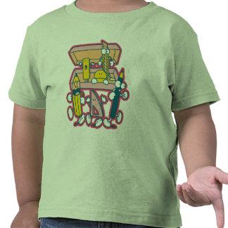 Pencil Box Toddler T-shirts