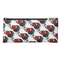 Pencil Case/Football and Helmet Pencil Case