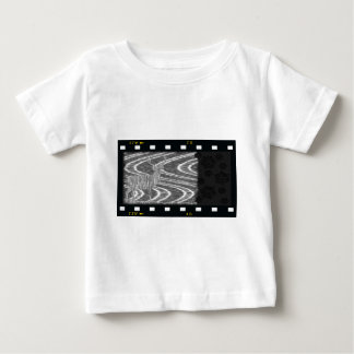Pencil deer parched brooks film frame baby T-Shirt