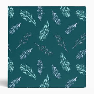 Pencil Feathers 1.5'' Binder