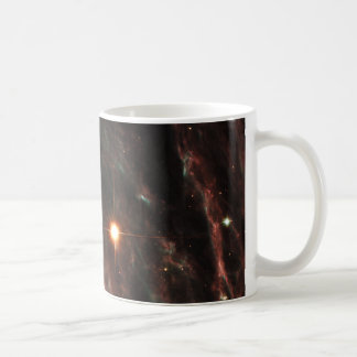 Pencil Nebula Remnants of Exploded Star NGC 2736 Coffee Mug