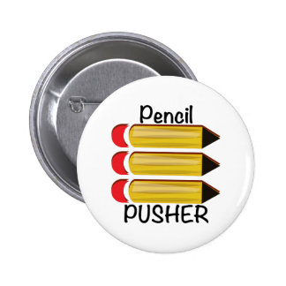 Pencil Pusher Button