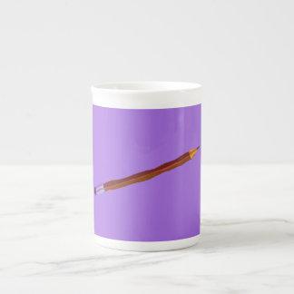 Pencil Resting Tea Cup