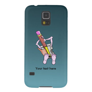 Pencil Sharpener With Legs Galaxy S5 Case