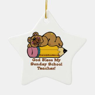 For Sunday School Teachers Ornaments  Keepsake Ornaments  Zazzle