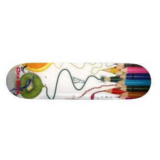 pencil vector by chris skateboard