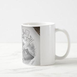 Pencil Vs Camera - 3D Art - Photographer Coffee Mug