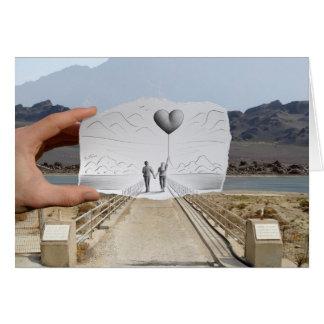 Pencil Vs Camera - Lovers Greeting Card