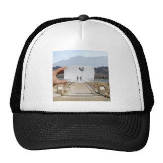 Pencil Vs Camera - Lovers Trucker Hat