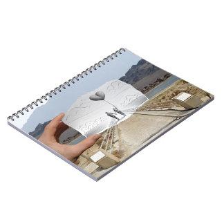 Pencil Vs Camera - Lovers Spiral Note Books