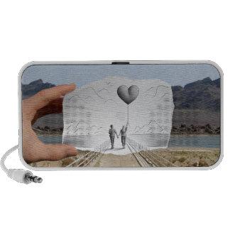 Pencil Vs Camera - Lovers Travel Speakers