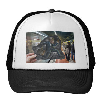 Pencil Vs Camera - No More Routine Trucker Hat