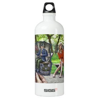 Pencil Vs Camera - Saint Valentine Gentleman SIGG Traveler 1.0L Water Bottle