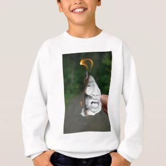 Pencil Vs Camera - Scream Sweatshirt