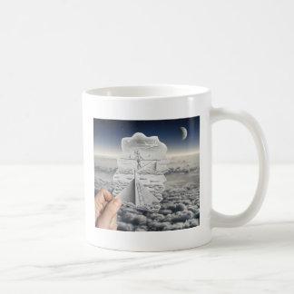 Pencil Vs Camera - Tightrope Walker Classic White Coffee Mug
