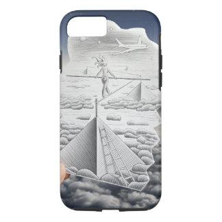 Pencil Vs Camera - Tightrope Walker iPhone 8/7 Case