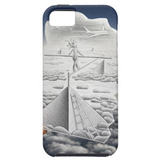 Pencil Vs Camera - Tightrope Walker iPhone SE/5/5s Case