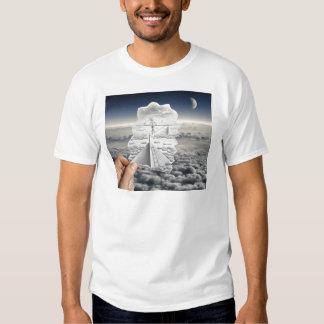 Pencil Vs Camera - Tightrope Walker Tee Shirt